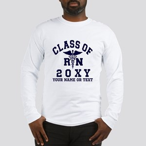 Class of 20?? Nursing (RN) Long Sleeve T-Shirt