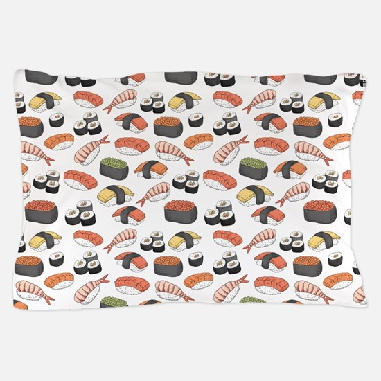 Cute Chefs Pillow Case