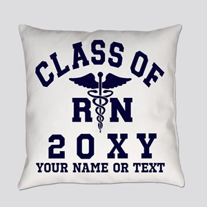 Class of 20?? Nursing (RN) Everyday Pillow