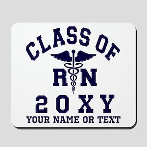 Class of 20?? Nursing (RN) Mousepad
