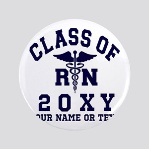 Class of 20?? Nursing (RN) Button