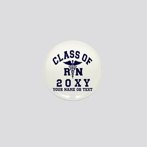 Class of 20?? Nursing (RN) Mini Button