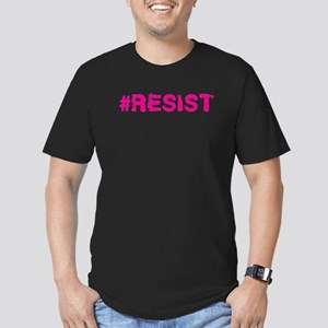 #RESIST Stamp Pink T-Shirt