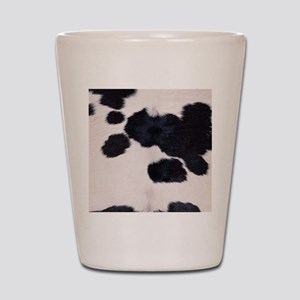 SPOTTED COW HIDE Shot Glass