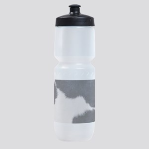 SPOTTED COW HIDE Sports Bottle