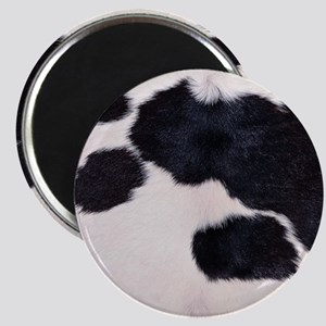 SPOTTED COW HIDE Magnet