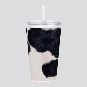 SPOTTED COW HIDE Acrylic Double-wall Tumbler