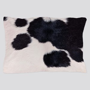 SPOTTED COW HIDE Pillow Case