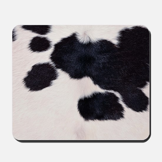 SPOTTED COW HIDE Mousepad