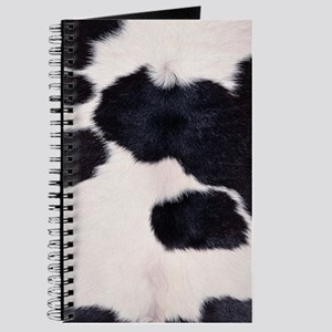 SPOTTED COW HIDE Journal
