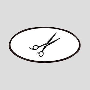 Hairdresser scissors Patch