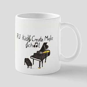 Grande Piano Mugs
