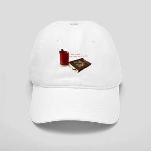 HookandBook Baseball Cap