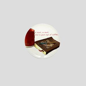 HookandBook Mini Button