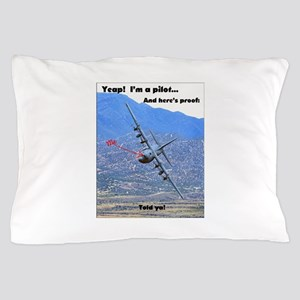 C-130 LOW LEVEL Pillow Case