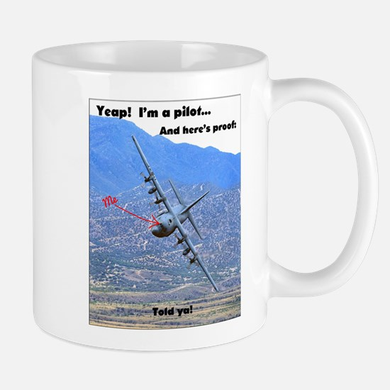 C-130 LOW LEVEL Mugs