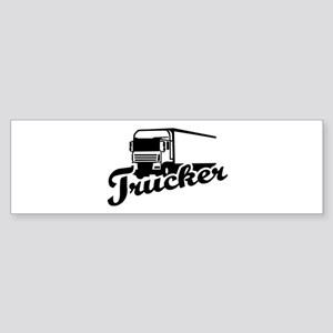Trucker Sticker (Bumper)