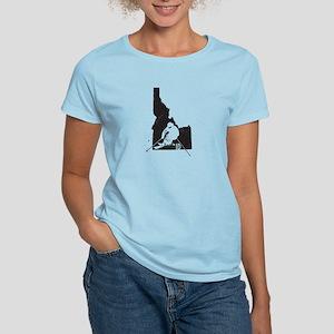 Ski Idaho Women's Light T-Shirt