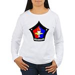 USS Mars (AFS 1) Women's Long Sleeve T-Shirt