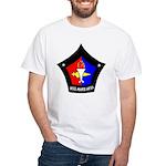 USS Mars (AFS 1) White T-Shirt