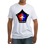 USS Mars (AFS 1) Fitted T-Shirt