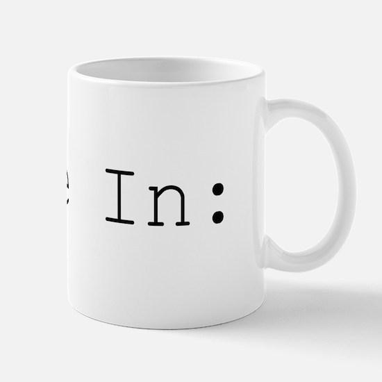 Fade In: Large Mugs
