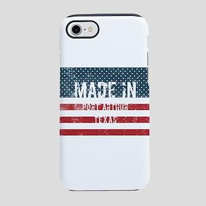 Made in Port Arthur, Texas iPhone 8/7 Tough Case