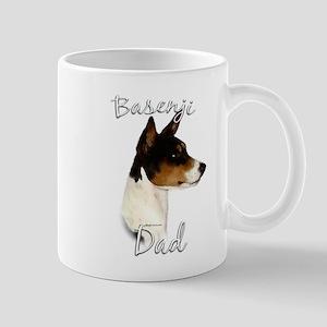 Basenji Dad2 Mug