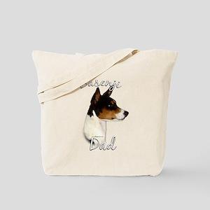 Basenji Dad2 Tote Bag