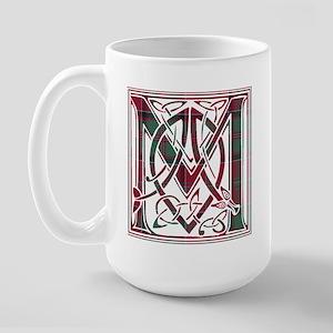 Monogram - MacDonald of Glencoe Large Mug