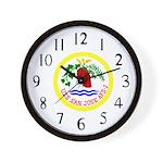 USS San Jose (AFS 7) Wall Clock