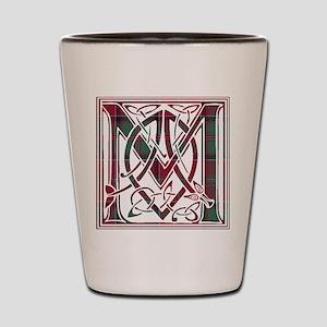Monogram - MacDonald of Glencoe Shot Glass