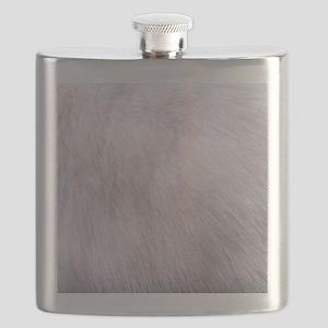 RABBIT FUR Flask