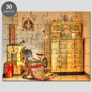 Vintage Dental Office Puzzle