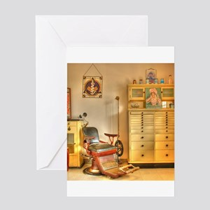 Vintage Dental Office Greeting Cards