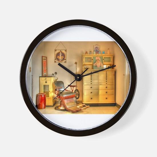 Vintage Dental Office Wall Clock