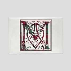 Monogram - MacDonald of Glencoe Rectangle Magnet