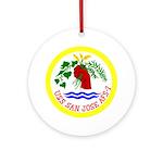 USS San Jose (AFS 7) Ornament (Round)