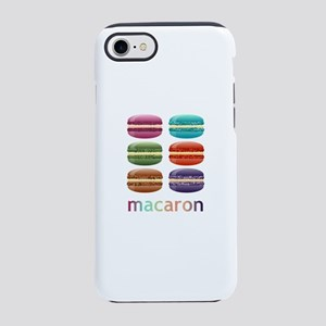 Colorful Macarons iPhone 8/7 Tough Case