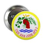 USS San Jose (AFS 7) Button