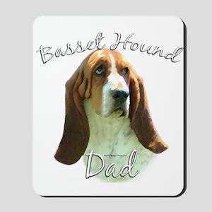 Basset Dad2 Mousepad