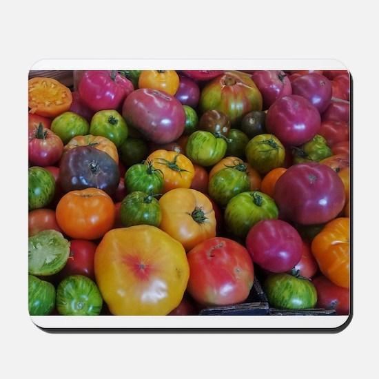 Beautiful Tomatoes Mousepad