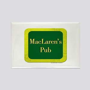 MacLaren's Pub Magnets