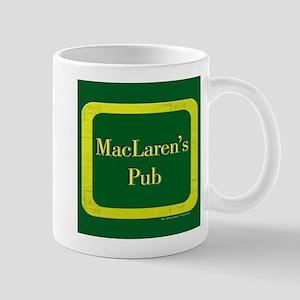 MacLaren's Pub Mugs