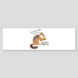 Family Tree Nuts Bumper Sticker