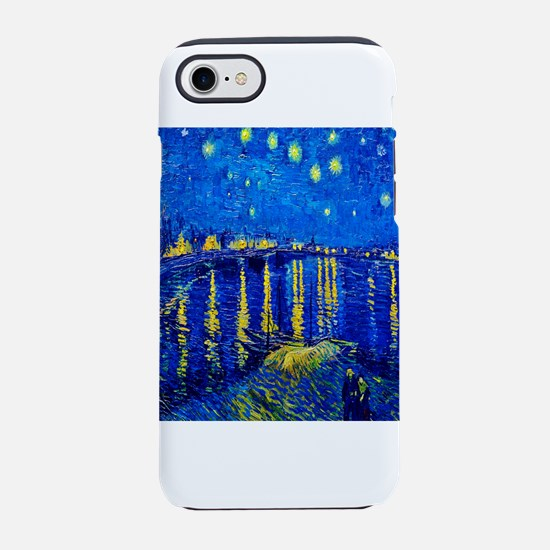 Van Gogh Starry Night Over Rhone iPhone 8/7 Tough