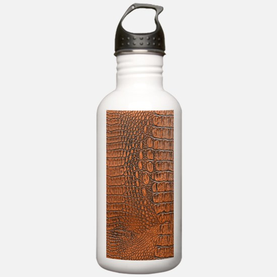 ALLIGATOR SKIN Water Bottle
