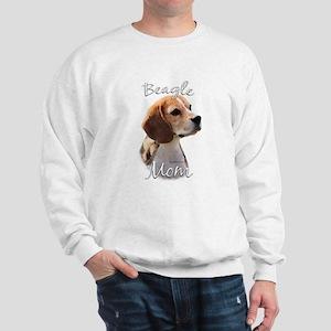 Beagle Mom2 Sweatshirt