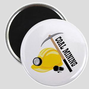 Coal Mining  Magnets