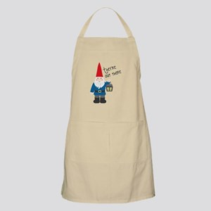 Theyre Out There Apron